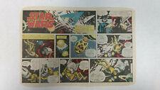 STAR WARS Newspaper Comic Strip                           Sunday March 25th 1979