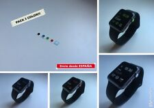 x10 pegatinas 5color Apple Watch corona digital crown sticker accesorios reloj