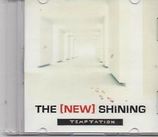 The New Shining-Temptation Promo cd single