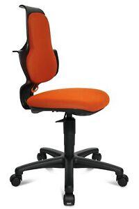 Kinderdrehstuhl Schreibtischstuhl Bürostuhl Topstar Ergo S'cool orange B-Ware