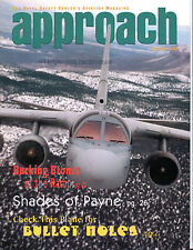 Approach Magazine November 2000 Bucking Bronco At The Ramp EX FAA 030716jhe