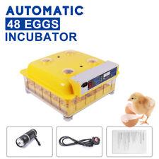 Janoel Fully automatic incubator kit 10 eggs to 96 eggs large capacity