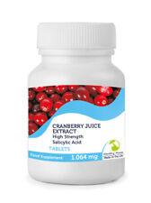 Preiselbeere Juice Extrakt Salizylsäure 30/60/ 90/120/180/250 Tabletten
