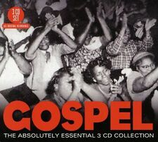 Gospel-The Absolutely Essential - 3 DISC SET - Gospel-The Absol (2011, CD NUOVO)