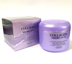 [JIGOTT] Collagen Healing Cream 100g /moisturizing,nourishing /Korean Cosmetics