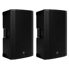 MACKIE THUMP 15 A coppia casse speaker diffusori attivi amplificati 1300 watt