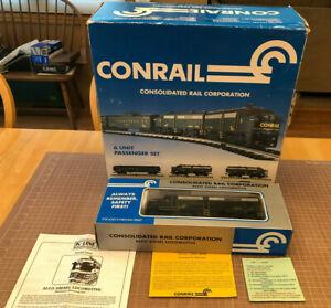 K-Line O Train RARE Safety Award E8 Alco Powered Diesel Locomotive 4021 Conrail