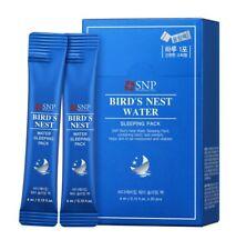 SNP Bird's Nest Water Sleeping Pack ~ 20 pcs ~ Fast Shipping 7-14 Days Arrive !!