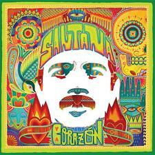 Santana - Corazon - CD
