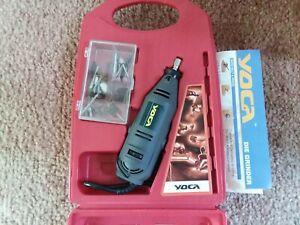 Die Grinder YOCA #YC10B 115v 0-3000 r/min Chuck 3-4mm 115w