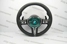BMW M SPORT X5 STEERING WHEEL F15 PADDLE SHIFTERS MULTIFUNCTION BUTTONS 3050