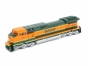 Athearn HO Scale 4937 BNSF C44-9W Diesel Locomotive Engine 1000