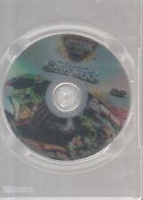 Monster Jam Tour Crushers Hot Wheels DVD 2006 very good Blue Thunder