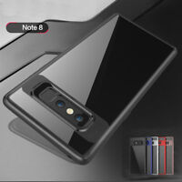For Samsung Galaxy Note 8 Slim Case Hard Back Bumper Shockproof Phone Cover Case