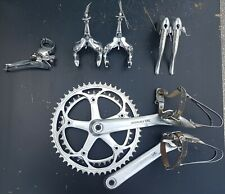 GROUPSET SHIMANO DURA ACE AX VINTAGE 80s