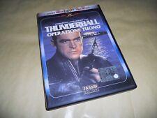 DVD-007 collection-JAMES BOND-THUNDERBALL-OPERAZIONE TUONO-Connery-1962