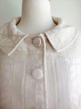 Gorgeous MARTINI Label Cream 'Trailing Vine' Jacket