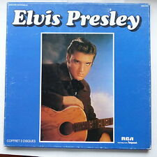 Coffret ELVIS PRESLEY Collection Impact 6993070 3 DISQUES