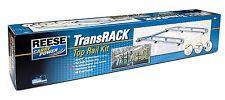 Reese 7055200 TransRack Top Rail Kit for Pick Up Trucks – Long and Short Bed