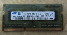 Samsung DDR3L 1Gb 1Rx8 PC3 10600