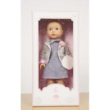 "New $99 Pottery Barn Kids Gotz Collection Emma Blonde 18"" Girl Cute Doll Nib"