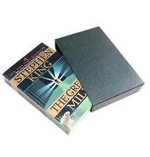 The Green Mile Stephen King Paperback w/Slipcase First Plume Printing May 1997