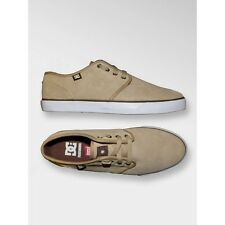 DC STUDIO S TRAINERS SHOE CASUAL TRAINER SHOES LIGHT BROWN CREAM SIZE 7 NEW