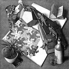 Escher # 41 cm 100x70 Poster Stampa Grafica Printing Digital Fine Art papiarte