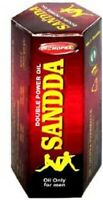 100% Original Sandha Saandhha Sanda Oil -15ml / Pack- Fast Discreet Shipping