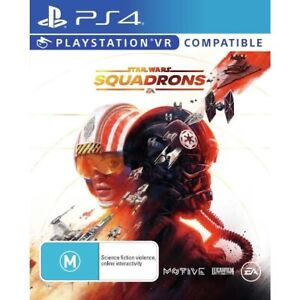 STAR WARS Squadrons VR PS4 BRAND NEW