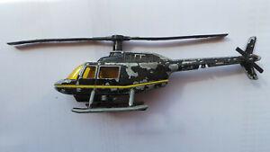 CORGI JAMES BOND 007 STROMBERGS HELICOPTER 926 FOR SPARES REPAIR RESTORATION