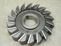 "Niagara   milling cutter   5""  X  3/4"" X 1-1/4""  half side mill*  left side  HSS"