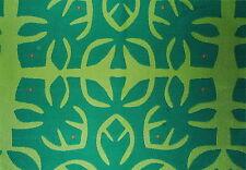 DONGHIA Sunbrella Oahu Green Chartreuse Acrylic Indoor Outdoor New Remnant