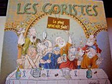 CD NEUF scellé - Le Plus Gros Est Fait de Les Goristes -C72