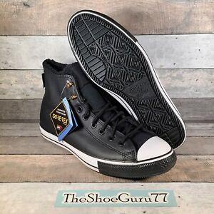 Converse Gore-Tex CTAS Black White Waterproof Sneaker Boot 165936C Mens