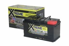 12V 110 AH Xtreme AGM Deep Cycle Leisure Battery- 5 Year Warranty