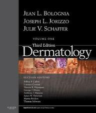 Dermatology: 2 volume set - 3rd edition - Bolognia, BRAND NEW, 9780723435716