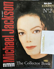 Michael Jackson Black & White Collector Book No 2 French Magazine 1996 Limited