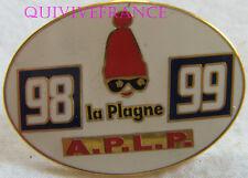 SK1454 - INSIGNE  SKI  A.P.L.P. LA PLAGNE 1998/1999