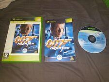 James Bond 007 Nightfire Microsoft Xbox Game Classics