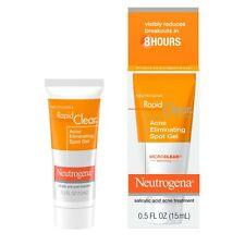 Neutrogena Rapid Clear Acne Defense Oil-Free Face Lotion & Moisturizer 0.5 fl oz