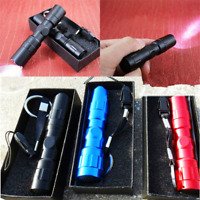 Outdoor Super Bright Tactical Waterproof LED Flashlight Torch Light Bulb Lamp