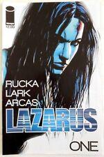 LAZARUS Comic # 1 ~ Greg Rucka ~ FIRST PRINT ~ NEAR MINT/UNREAD ~ Image Comics