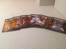 1995 SP Rookie Performers Football Sub Set. 1st 20 Cards of Set.