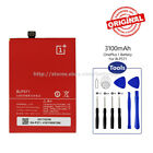 New Original Genuine Battery For OnePlus One Plus 1 2 3 3T 5 6 6T 7 + Nice Tools