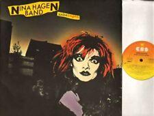 Disques vinyles Nina Hagen LP
