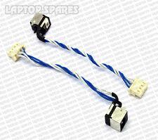 Dc Power Puerto Jack Socket Conector Y Cable De Alambre dw057 Philips Lg E200 E300