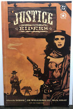 Justice Riders ELSEWORLDS Graphic Novel Chuck Dixon DC Comics 1997
