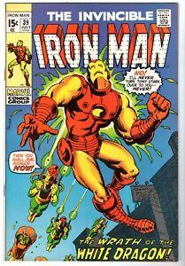Iron Man #29, Very Fine - Near Mint Condition!