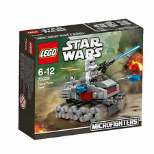 LEGO® Star Wars Microfighters 75028 - Clone Turbo Tank™ NEU & OVP Clone Trooper